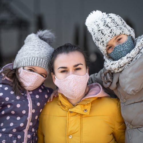 ¿Sabes como proteger de las bajas temperaturas a tus hijos en invierno?